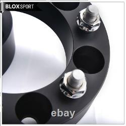 4x35mm 6x5.5'' Wheel spacers for Toyota Land Cruiser 70 80 90 series J120 J150