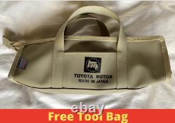 FJ/BJ73 Soft Top + Frame Kit. FREE TOOL BAG (Available Khaki or Black)