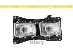 FOR TOYOTA LANDCRUISER 60 62 SERIES 8/87-1/90 HEADLIGHT WithBASE&GLOBES-RIGHT SIDE