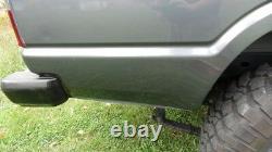 Fit For Toyota Land Cruiser Samurai NON-US 60 Series Rear Side Bumper End Cap