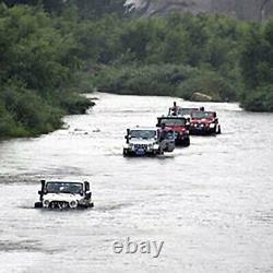 For 1998-2007 Toyota Land Cruiser 100 Series Black Air Intake Snorkel System Kit