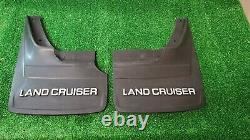 For Toyota Land Cruiser FJ60 60 FJ62 Rear Mud Flaps guard mud rear