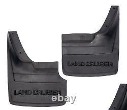 For Toyota Land Cruiser Fj60 FJ62 Rear Mud Flaps Splash Guards Rock