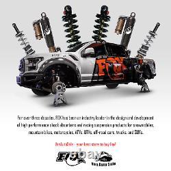 Fox Shocks Kit 4 0-1.5 lift for Toyota Land Cruiser 100 Series 4WD 1998-2007