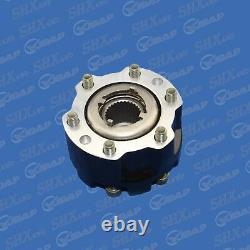 Free Wheeling Hubs suitable for Landcruiser VDJ76 VDJ78 VDJ79 70 Series Genuine