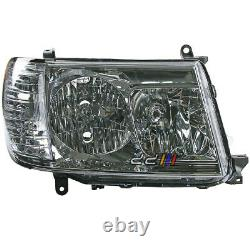 Front Right RHS HID Headlight Lamp For Land Cruiser 100 Series 2005-2007