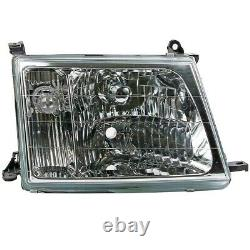 Front Right Side Headlight Lamp Fit Land Cruiser 100 Series 1998-2005