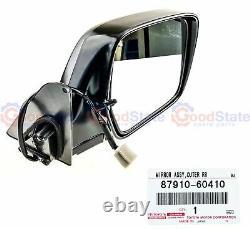 GENUINE LandCruiser 80 Series GXL Wagon 1990-1997 Right RH Electric Wing Mirror