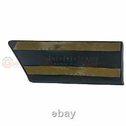 GENUINE LandCruiser 80 Series HDJ FZJ HZJ Right RH Outside Fender Moulding Kit