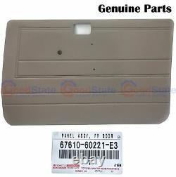 GENUINE Toyota LandCruiser 70 73 75 78 79 Series Front Right RH Door Trim