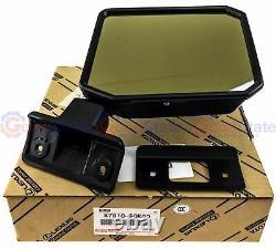 GENUINE Toyota LandCruiser 70 Series Right Left Hand Mirror Kit