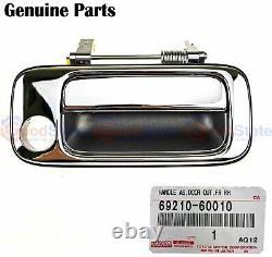 GENUINE Toyota LandCruiser 80 Series Front Outer Right RH Door Handle