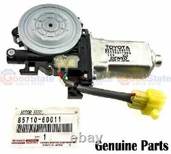 GENUINE Toyota LandCruiser 80 Series Front Right Window Regulator Motor