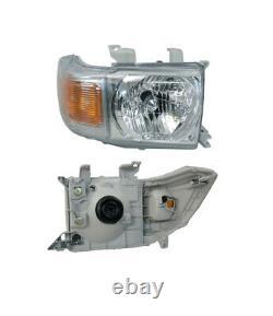 Headlight for Toyota Landcruiser VDJ70 Series 04/2007-ON-RIGHT