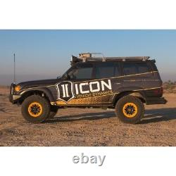 ICON 3 Lift Stage 1 Suspension System For 91-97 Toyota Land Cruiser 80 Series
