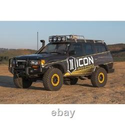 ICON 3 Suspension System Stage 2 For 91-97 Toyota Land Cruiser 80 Series