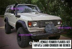 Jungle OFF-ROAD 4x4 Fender Flares Wheel Arches TOYOTA LAND CRUISER 60 SERIES
