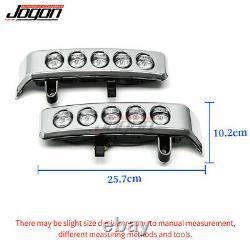 LED Daytime Running Light For Toyota Land Cruiser VDJ 70 Series LC76 LC79 LC77