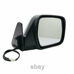 NEW Right RHS Electric Door Side Mirror For Land Cruiser 80 Series 3 Pin