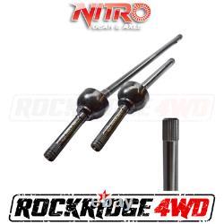 Nitro Chromoly Birfield & Axle Kit for Toyota 80 Series Land Cruiser FJ FZJ HZJ