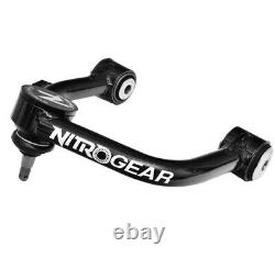 Nitro Gear Extended Travel Upper Control Arms For 1998-2007 Toyota Land Cruiser