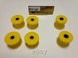 Old Man Emu complete FRONT control arm bushings Toyota Land Cruiser 80 series