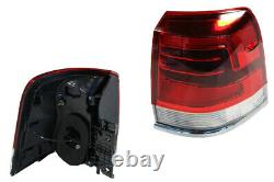 Outer Led Tail Light Right Hand Side For Toyota Landcruiser 200 Series 2015-onwa