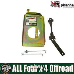 Piranha Battery Tray Right Front suitable for Landcruiser 80 Series 1990-98