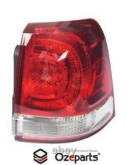 RH Right Hand Tail Light Rear Lamp LED For Toyota Landcruiser 200 Series 0712