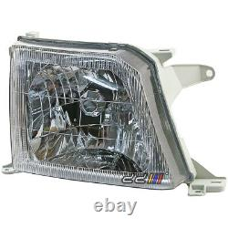 Replacement Right Headlight Lamp For Landcruiser Prado 90 95 Series 1999-02