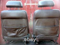 TOYOTA Landcruiser FJ 40 43 LX BJ 42 LX Series 40 J4 LX, front bucket seats rare