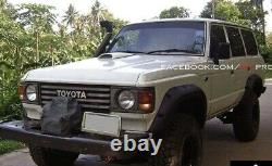 Toyota Land Cruiser 60 SERIES Extra Wide Wheel Arch/ Fender Flares/ Guard