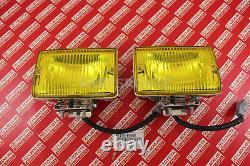 Toyota Land Cruiser 70 Series 1990-2006 OEM Genuine Fog Lights Lamps 81210-60080