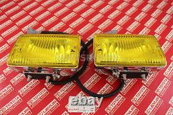 Toyota Land Cruiser 70 Series 1990-2006 OEM Genuine Fog Lights Lamps 81210-60090