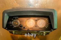 Toyota Land Cruiser 70 Series 4Runner Altimeter Inclinometer OEM JDM Brown