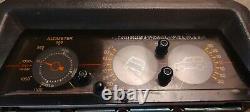 Toyota Land Cruiser 70 Series 4Runner Altimeter Inclinometer OEM JDM Gray Rare