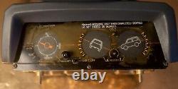 Toyota Land Cruiser 70 Series 4Runner Altimeter Inclinometer OEM JDM Grey 12V