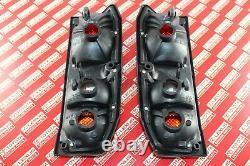 Toyota Land Cruiser 85-90 70 Series OEM Genuine Rear Tail Lights Lamps LH RH