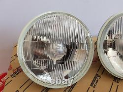 Toyota Land Cruiser FJ40 OEM Genuine Halogen Sealed Beam Headlamp Unit & Relay