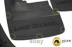 Toyota Land Cruiser FJ60 60 FJ60 FJ62 Rear Mud Flaps