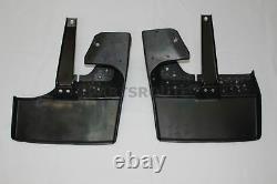 Toyota Land Cruiser FJ62 1981-1992 Rear Mud Flaps Splash Guards Rock OEM Genuine