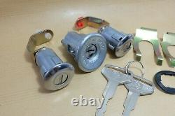 Toyota Land Cruiser Fj40 40 Series Ignition Barrel Key Switch Door Lock Set