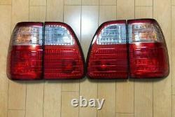 Toyota Land Cruiser Prado 100 series Tail Light set RHD JDM OEM