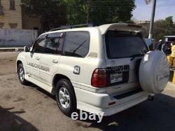 Toyota Land Cruiser Sahara 100 series Decal Sticker (Both Sides)
