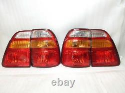 Toyota Land cruiser 100 Series Genuine Tail Light Set KOITO 60-70 RHD JDM OEM