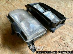 Twin Headlight Toyota Land Cruiser 80 Series Right side Autana BOLT ON SWAP FJ80